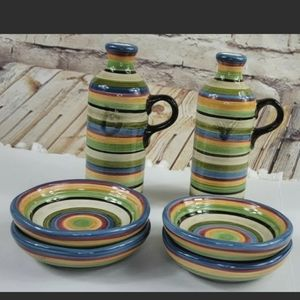Table Top Gallery Los Colores Dipping 4 Bo…